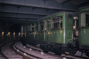 Bb.572 dans l'ancienne boucle de Gare du Nord