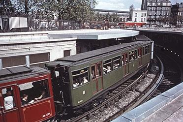 M.517 à Bastille