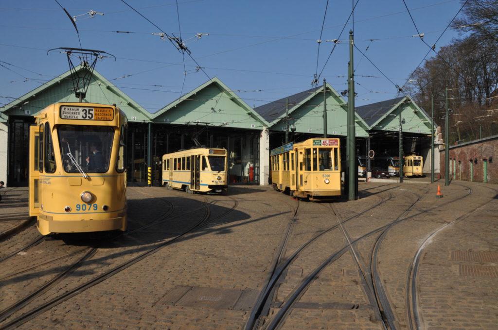 Musée du Transport Urbain Bruxellois –MTUB