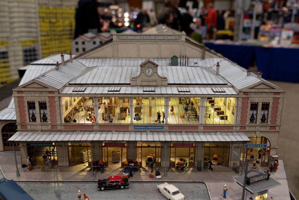 Rail Expo 2019 – Gare de la Bastille