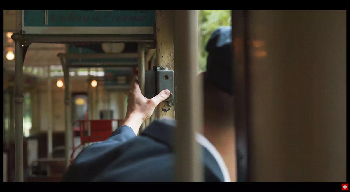 Vidéo de la RATP pour les journées européennes du patrimoine avec l'Ademas à Versailles